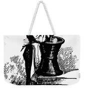Druggist, 19th Century Weekender Tote Bag