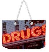 Drugs Weekender Tote Bag