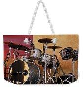 Drum Set Weekender Tote Bag