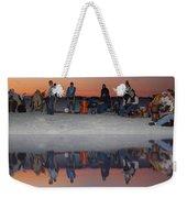 Drummers Circle Weekender Tote Bag