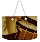 Drummers Weekender Tote Bag