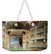 Drury Lane Theater Weekender Tote Bag
