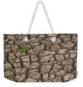 Dry Cracked Mud  Weekender Tote Bag