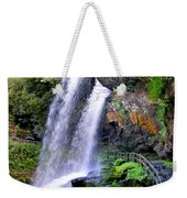 Dry Falls 2 In Western North Carolina Weekender Tote Bag