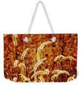 Dry Grass Weekender Tote Bag