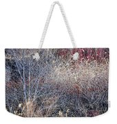 Dry Grasses And Bare Trees Weekender Tote Bag