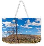 Dry Landscape Weekender Tote Bag