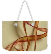 Dry Leaves Detail Weekender Tote Bag