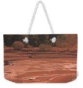 Dry Reservoir  Weekender Tote Bag
