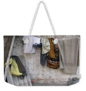 Drying Weekender Tote Bag