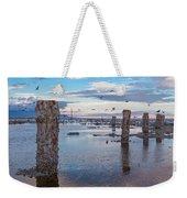 Drying Dock Weekender Tote Bag