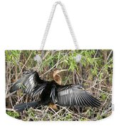 Drying Wings Weekender Tote Bag