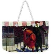 Du Bois Shops, 1922 Weekender Tote Bag