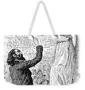 Du Maurier: Trilby, 1894 Weekender Tote Bag