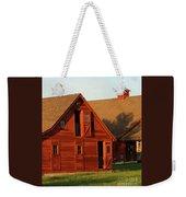 Dual Barns-3811 Weekender Tote Bag