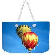 Dualing Ballons Weekender Tote Bag