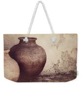 Duality Weekender Tote Bag by Amy Weiss