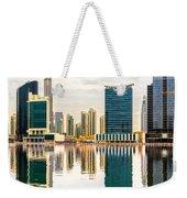 Dubai Downtown -  Weekender Tote Bag