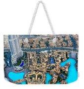Dubai Downtown - Uae Weekender Tote Bag
