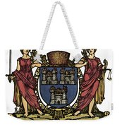 Dublin Coat Of Arms Weekender Tote Bag