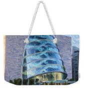 Dublin Convention Centre Republic Of Ireland Weekender Tote Bag