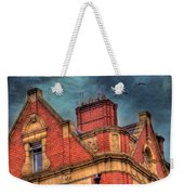 Dublin House Roof Top Weekender Tote Bag