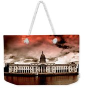 Dublin - The Custom House Weekender Tote Bag