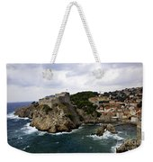 Dubrovnik In Focus Weekender Tote Bag