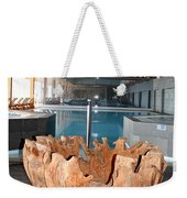 Dubrovnik Palace Pool Weekender Tote Bag