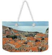 Dubrovnik Rooftops And Walls Weekender Tote Bag