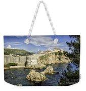 Dubrovnik Walled City Weekender Tote Bag