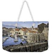 Dubrovnik Walls Weekender Tote Bag