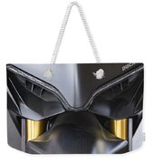 Ducati-unplugged V10 Weekender Tote Bag