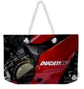 Ducati-unplugged V9 Weekender Tote Bag