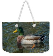 Duck Call Weekender Tote Bag