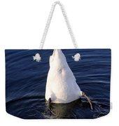 Duck Diving Weekender Tote Bag