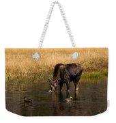 Duck Duck Moose Weekender Tote Bag