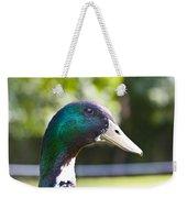 Duck Head 1 Weekender Tote Bag
