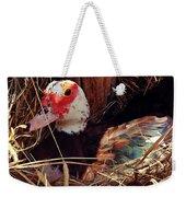 Duck In The Roost Weekender Tote Bag