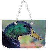 Duck Personality Weekender Tote Bag
