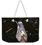 Duck Portrait Weekender Tote Bag