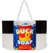 Duck Soap Weekender Tote Bag