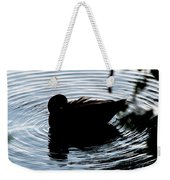 Duck Waves Weekender Tote Bag