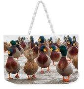 Duckorama Weekender Tote Bag