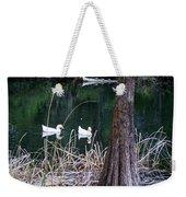 Ducks And Turtles Weekender Tote Bag