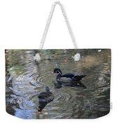 Ducky Weekender Tote Bag