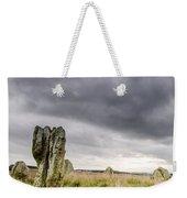 Duddo Prehistoric Stone Cicle Weekender Tote Bag