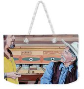 Dude You've Got Style Weekender Tote Bag