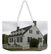 Dudley Diggs House Yorktown Weekender Tote Bag
