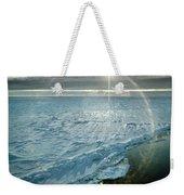 Due South 1.30am Ross Sea Weekender Tote Bag